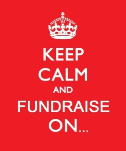 Keep Calm and Fundraise On